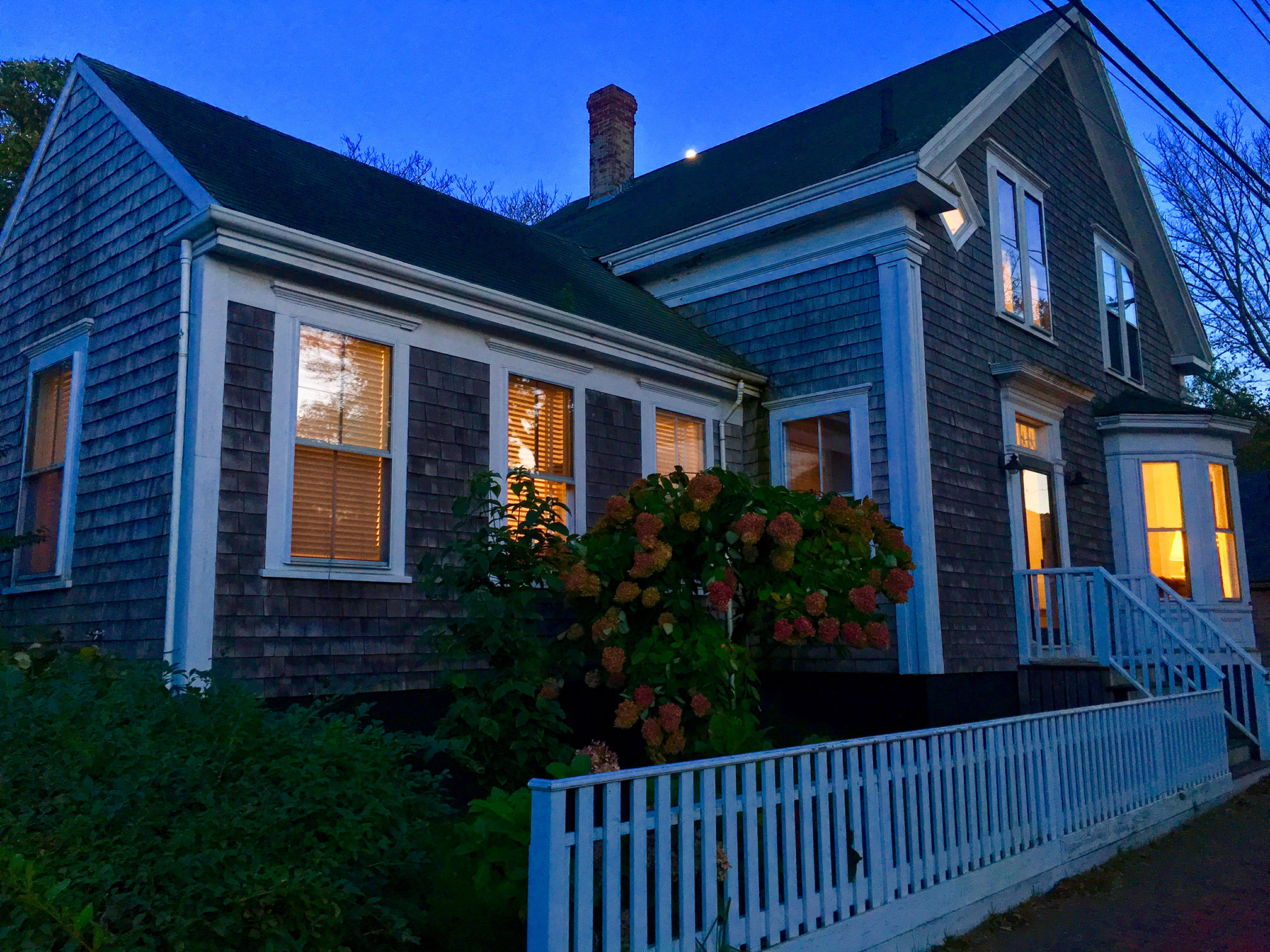 Nantucket Island Historic Home Heart Of Town Town And